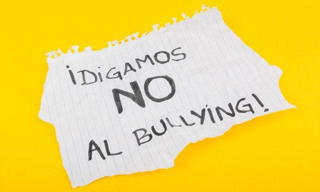 El bullying en la legislación española