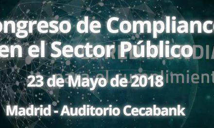 El I Congreso Nacional de Cumplimiento Legal en el Sector Público