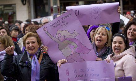 Manifestaciones el 16 de mayo por incumplimiento del Pacto de Estadocontra la Violencia de Género