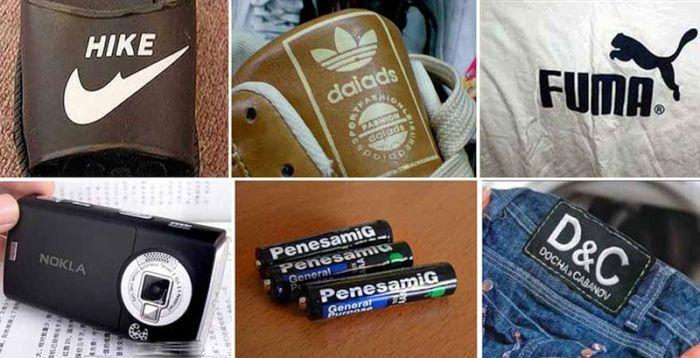España pierde más de 6 millones de euros al año por las falsificaciones