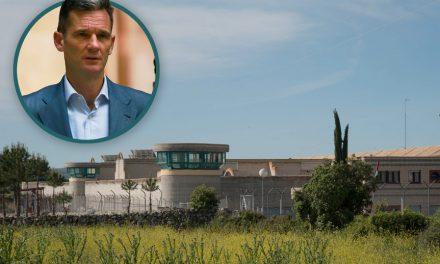 El personal penitenciario denuncia un «evidente trato de favor» hacia Urdangarín