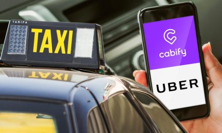 Victoria del taxi frente a Uber y Cabify