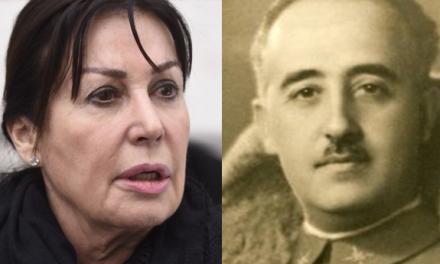 El BOE otorga el título de Duquesa de Franco a Carmen Martínez-Bordiú, nieta del dictador