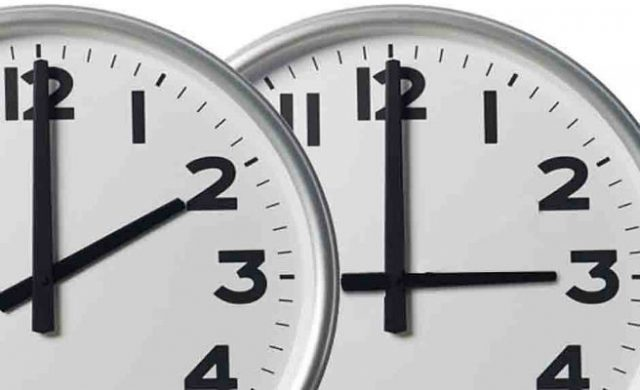 La Comisión Europea propone la desaparición del cambio de horario en la UE