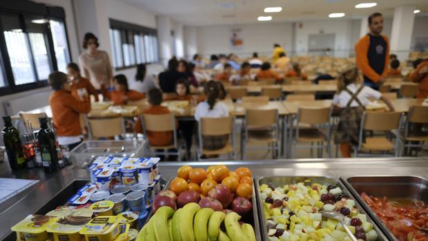 Exigir el empadronamiento para acceder a ayudas del comedor escolar ...