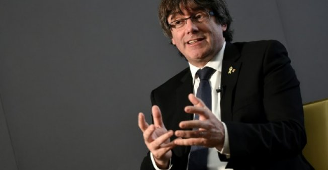 El Supremo desestima la solicitud de Puigdemont para que no ser calificado de «huido»