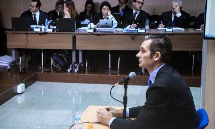 Desestimado el incidente de nulidad interpuesto por Urdangarín
