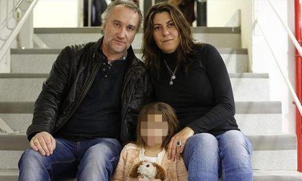 Condenados los padres de Nadia por estafar con la enfermedad de la pequeña