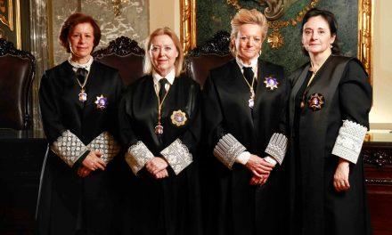 Solo un 19% de los magistrados del Tribunal Supremo son mujeres