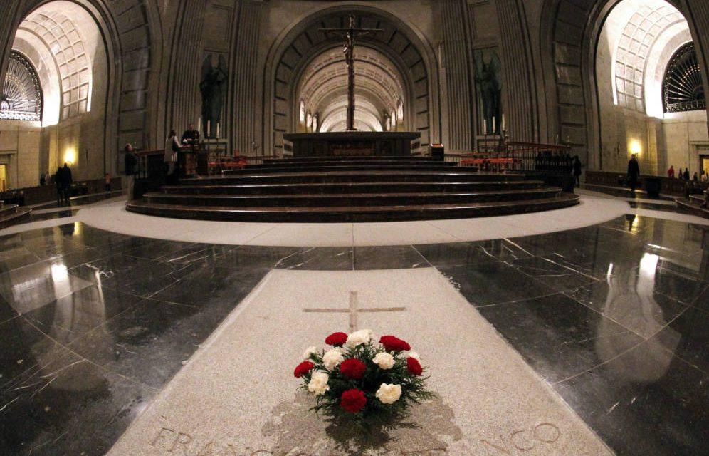Denegada la medida cautelar solicitada por la familia Franco sobre la exhumación