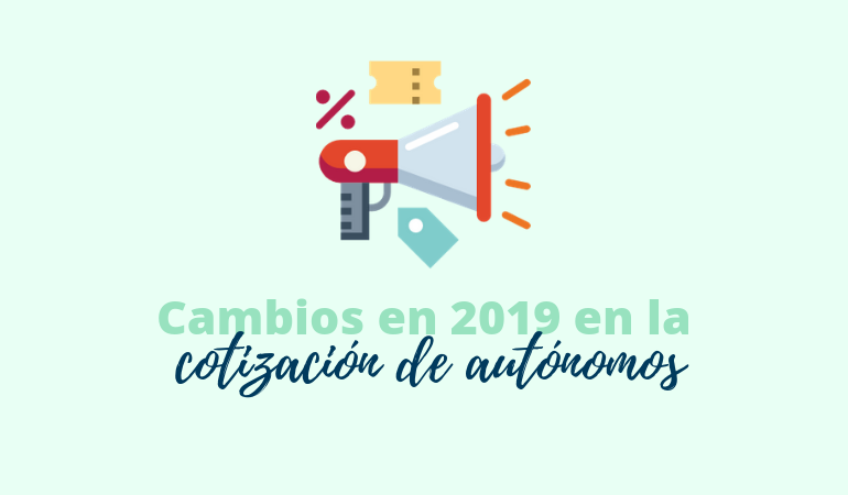 Mejoras para los autónomos en 2019