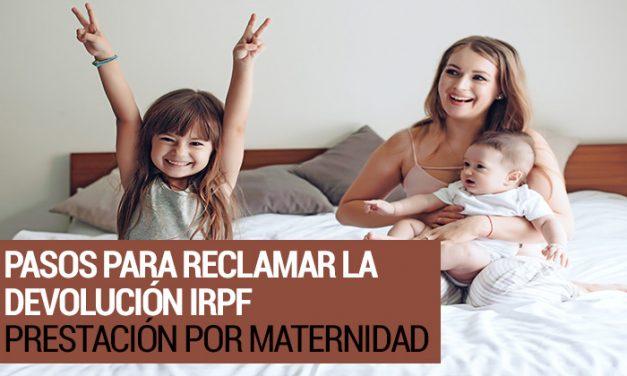 Solicita tu devolución del IRPF por maternidad o paternidad a partir de hoy
