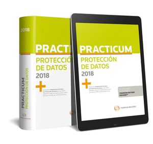 Practicum Proteccion de Datos 2018 (Papel y Ebook)