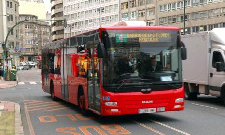 El Juzgado autoriza la entrada en vigor de la bajada de tarifas de los autobuses urbanos en A Coruña