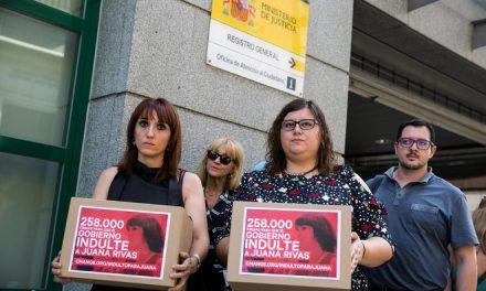 ¿Por qué Juana Rivas no puede solicitar el indulto?