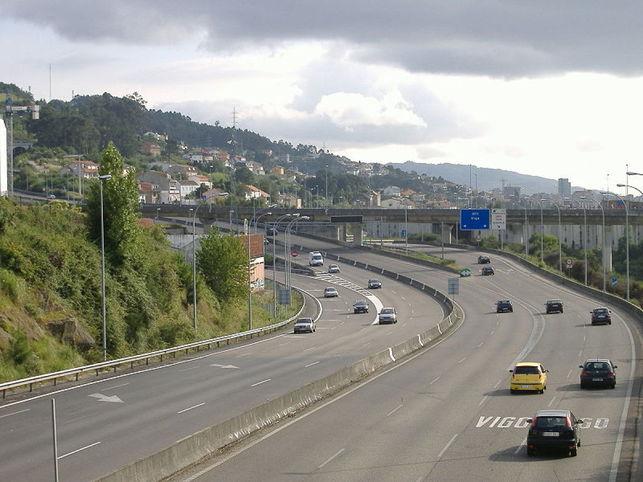 La concesionaria de la autopista A-9 condenada a indemnizar por un accidente ocurrido en un tramo de obras