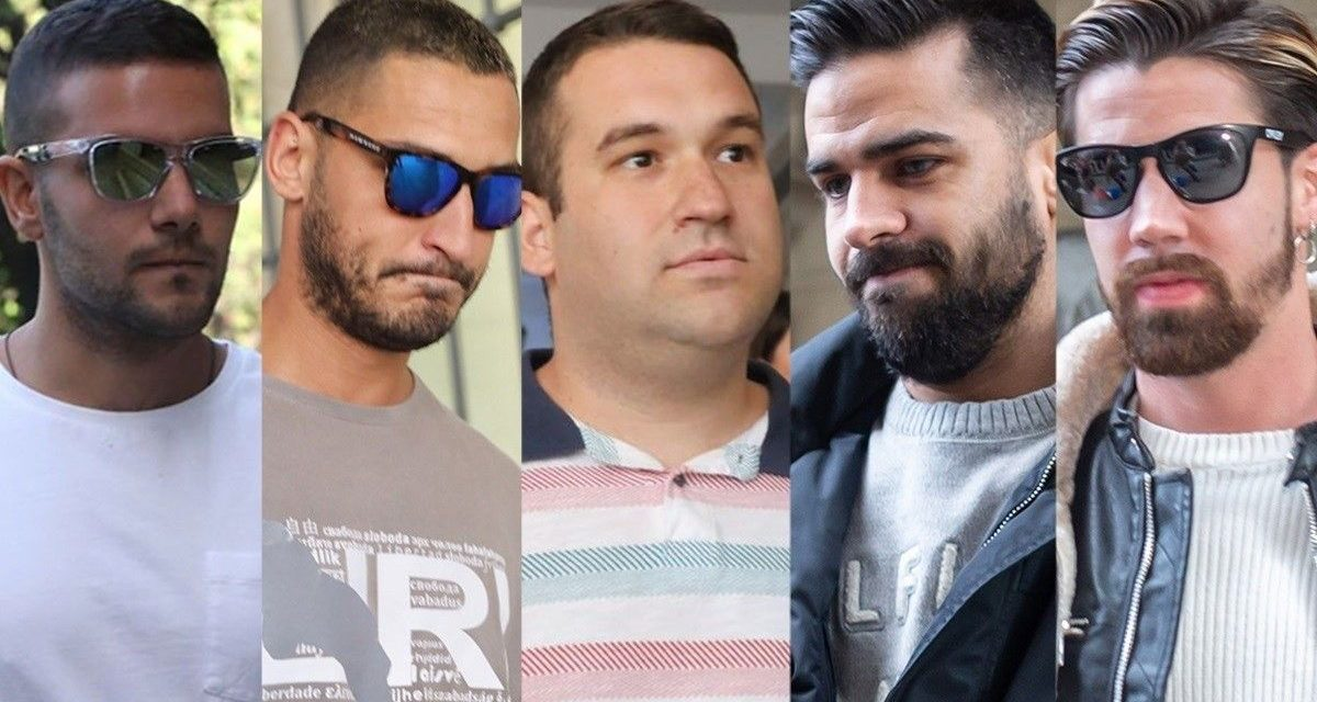 Condenados por el Tribunal Supremo los miembros de La Manada a 15 años de prisión por agresión sexual