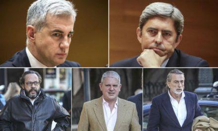 La Audiencia Nacional confirma la sentencia para 18 condenados por financiar ilegalmente al PP en la Comunidad Valenciana