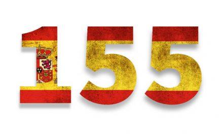 El Tribunal Constitucional avala la aplicación del artículo 155 CE en Cataluña