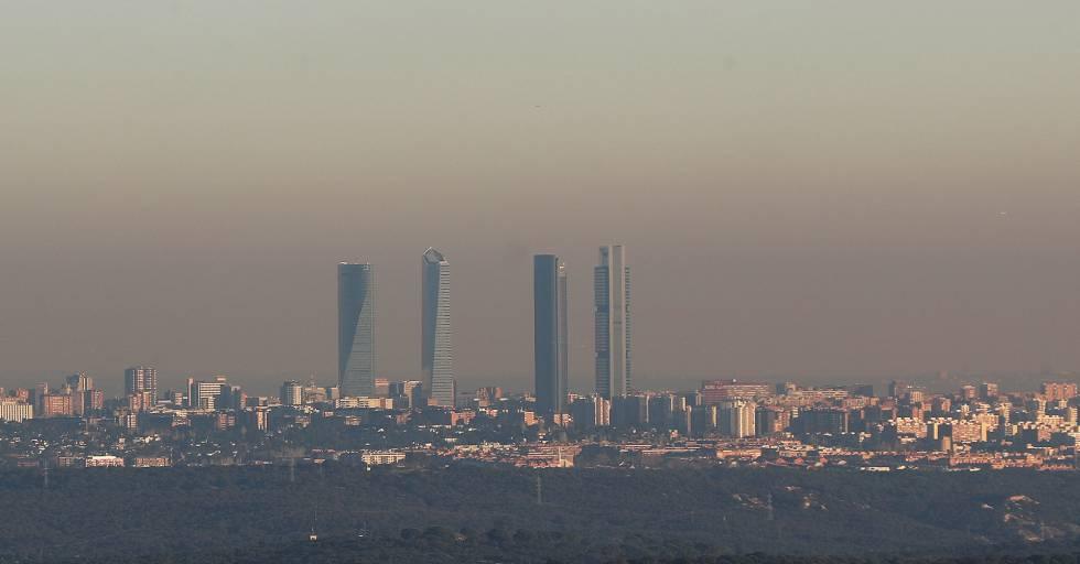 Las consecuencias de la mala calidad del aire en España