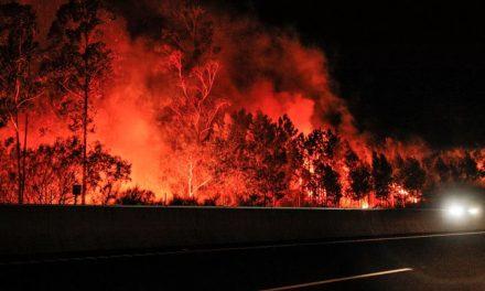 Condenado a catro anos de prisión o autor dun incendio que calcinou 180 hectáreas en Ribeira