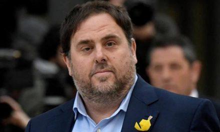 El tribunal del 'procés' plantea una cuestión prejudicial al TJUE sobre la inmunidad parlamentaria de Oriol Junqueras