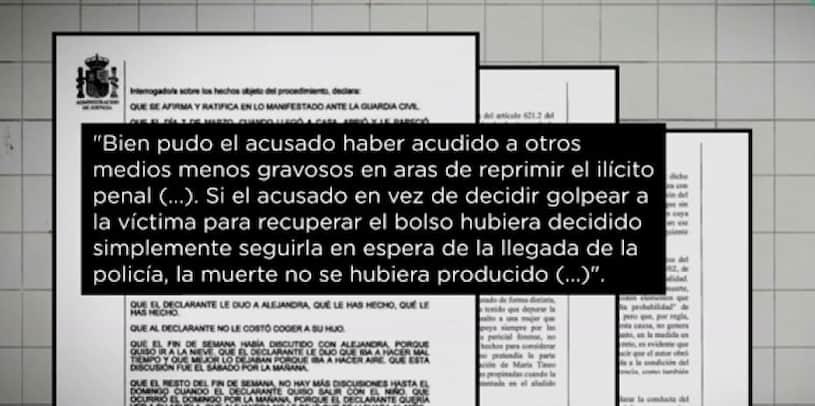Conocemos la sentencia que condena a Borja por homicidio imprudente