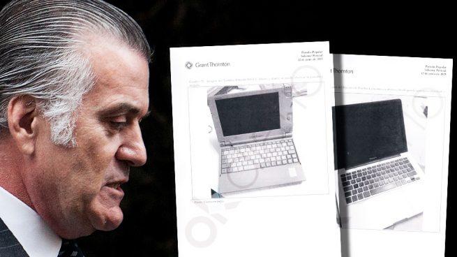 Absueltos los acusados del caso 'Ordenadores de Bárcenas'
