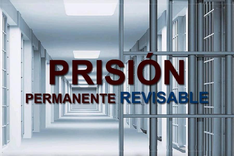 Los tribunales han aplicado la pena de prisión permanente revisable en el 58,8% de los casos en los que fue solicitada