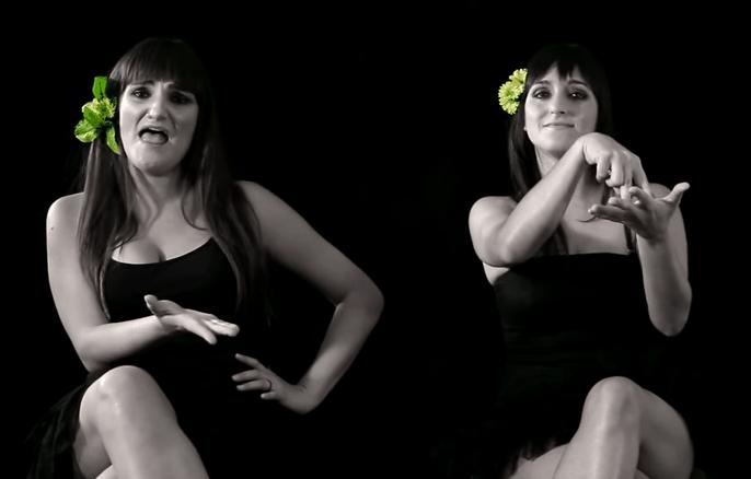 El Foro Justicia y Discapacidad premia a Rozalén por hacer accesible su música a personas con discapacidad auditiva