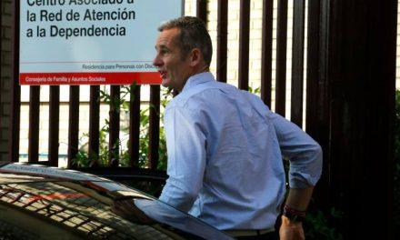 Urdangarín podrá salir de prisión dos veces por semana para un voluntariado
