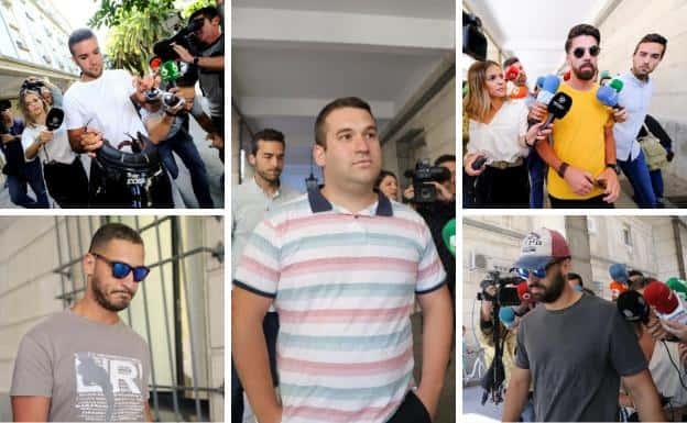 Condenados a 3 años y 3 meses de prisión dos miembros de la Manada por grabar la violación grupal de los Sanfermines de 2016