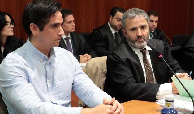 Condenado el acusado del 'caso de los tirantes' a 5 años de prisión