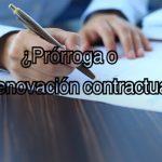 ¿Está obligada la empresa a renovar o prorrogar el contrato temporal de un trabajador durante el estado de alarma?