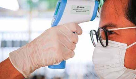 La toma de temperatura por parte de comercios y centros de trabajo como tratamiento de datos sensibles