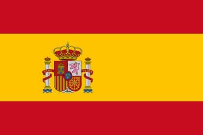 La politización de la bandera de España, como símbolo nacional