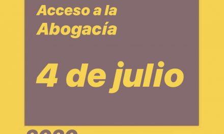 Ministerio de Justicia prepara con la UNED el examen de acceso a la abogacía que se realizará online el 4 de julio