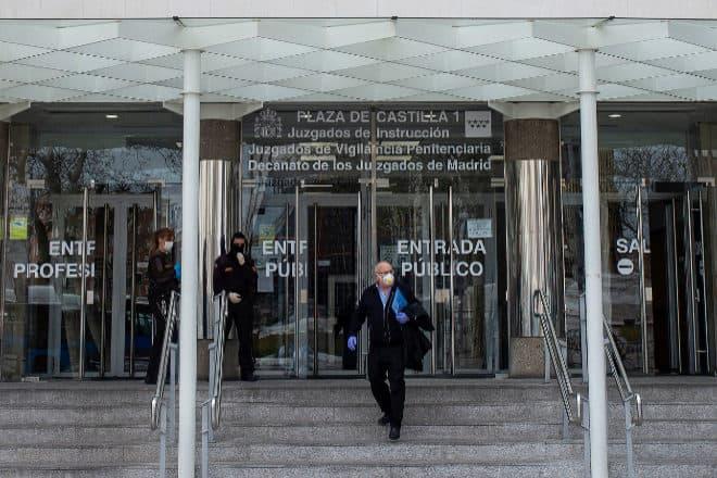 Activada la Fase 3 para la Administración de Justicia con efectos desde el 9 de junio