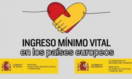 La presencia del Ingreso Mínimo Vital en los países europeos