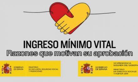 ¿Cuáles son las razones que motivan la aprobación del Ingreso Mínimo Vital?