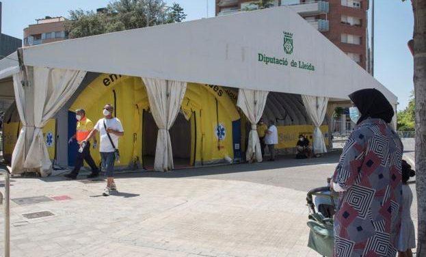 Una jueza suspende el confinamiento decretado en Lleida por tratarse de una competencia estatal