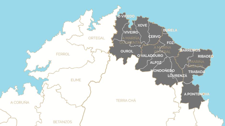 El Tribunal Supremo se pronuncia sobre las elecciones gallegas en A Mariña