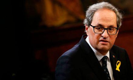 El Supremo confirma la condena de inhabilitación al presidente de la Generalitat, Joaquim Torra, por delito de desobediencia