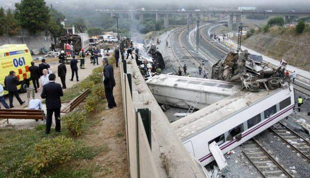 Desestimados los recursos contra el cierre de la investigación del accidente del Alvia en Santiago de Compostela