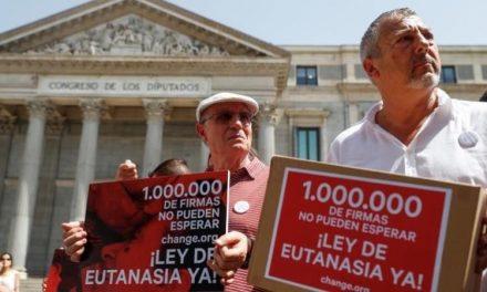 El Congreso aprueba la primera ley de eutanasia en España con 198 votos a favor, 138 en contra de PP y Vox y 2 abstenciones