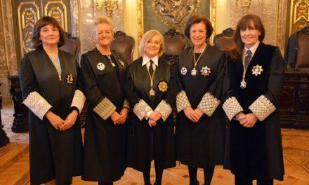 El Poder Judicial es el único poder del Estado integrado mayoritariamente por mujeres