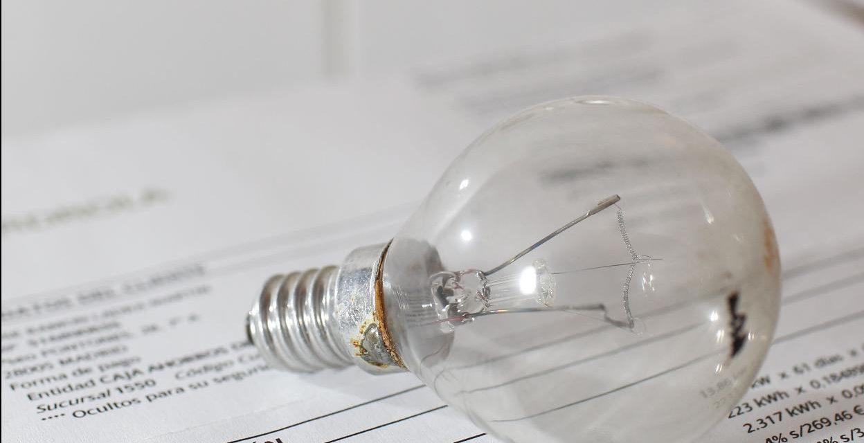 Reducción del IVA al 10% en la factura de la luz